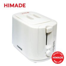 토스터 HTT-WD750PW [700W / 6단계 온도조절 / 빵 부스러기 받침대 / 먼지 방지 뚜껑]