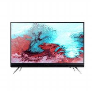 80cm HD LED TV UN32K4100BFXKR (스탠드형) [블랙 패널 +/전면 스피커]