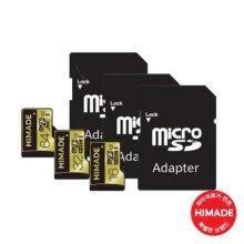 마이크로SD [ 16GB , 32GB , 64GB / 아답터 추가 / 1080P FULL-HD,3D AND 4K VIDEO ]