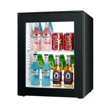 쇼케이스 음료수 냉장고 WC-40D [40L/자동성에제상기능]