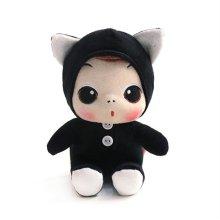 동물 봉제인형-고양이(18cm)