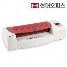 [현대오피스] 국산 코팅기 PL-326pro 6롤러/절전형히트롤러장착/온도조절,속도조절가능