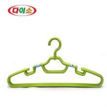 7069_ 베스트회전옷걸이3P (그린/블루)-23559