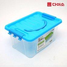 26633_직사각리빙박스(소) 옐로우/그린/블루/핑크-60984