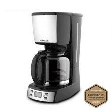 커피메이커 HCM-WD13B [1.8L (최대 12잔) / 영구필터 / 예약추출 / 자동종료 / 누수방지]