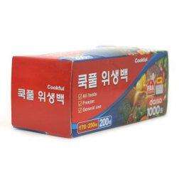 8051_ 쿡풀위생백(200매소)-32115
