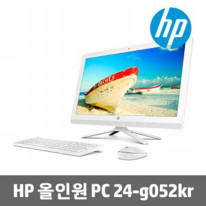 HP 올인원 데스크탑 HP-24-G052KR