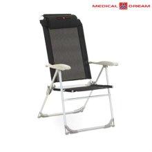 접이식 의자 BACKPLUS8 [ 4단계 각도조절 / 헤드쿠션 탈부착 / 통풍성 ]