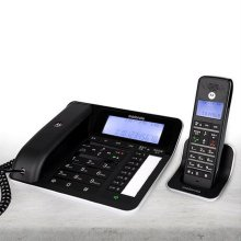 2.4GHz 유무선전화기 C7201A [자동응답 / 전화번호부 99개저장 / 통화중 녹음]
