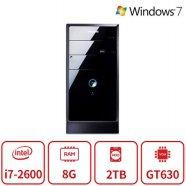 블랙라벨 게이밍 데스크탑 P40시리즈 (인텔 코어i7-2600/8G/HDD2TB/GT630/DVD멀티/Windos7 64/복원) 리퍼