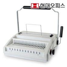 [견적가능] 플라스틱링+와이어링 겸용제본기 ST-250RW