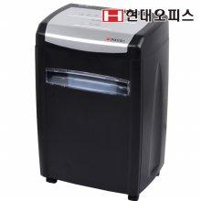[견적가능] 중형 문서세단기 PK-1210CD/1회세단12매/28리터/꽃가루형/CD카드세단