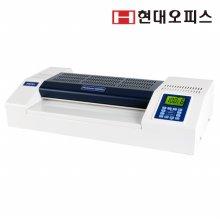 [현대오피스] 국산A3코팅기/핫롤러방식/PL-560PRO/메모리기능/온도,속도조절
