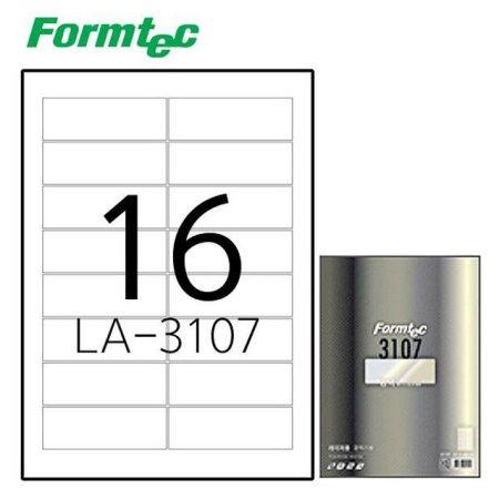 레이저 광택 라벨 LA-3107 20매입