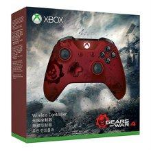 Xbox One GOW 4 크림슨 오멘 컨트롤러 [ 블루투스 ]
