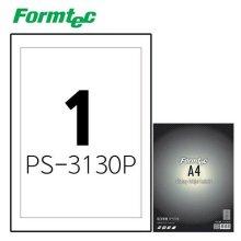잉크젯 광택 라벨 PS-3130P 10매입