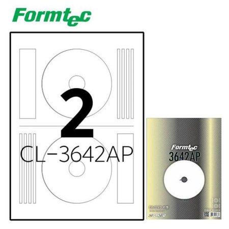 컬러레이저 CD 라벨CL-3642AP 100매입