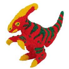 볼클레이 공룡 미니-파라사우롤로푸스 1개