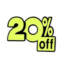 20% OFF_P1402_7매입