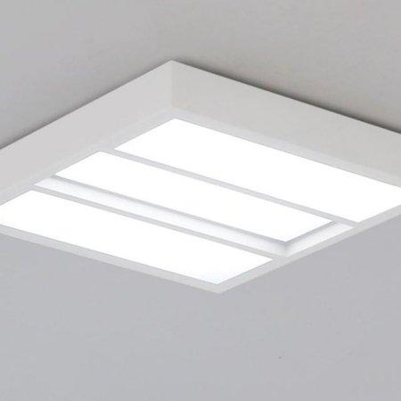 LED 피아노 방등 / 블랙 주광색 (하얀빛)