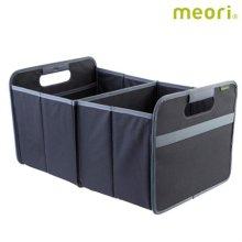 폴더형수납박스(L) MEORI-A100001 [ 블랙 / 접어서 보관 가능 / 방수, 방염 / 스펀지로 세척 가능 ]