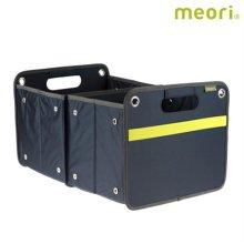 폴더형수납박스(OUTDOOR) MEORI-A100072 [ 그레이 / 접어서 보관 가능 / 방수, 방염 / 스펀지로 세척 가능 ]