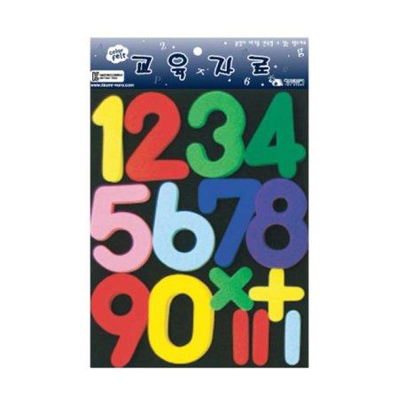 유아 교육자료(중) 숫자 1set