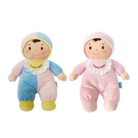 유아 놀이완구&촉각자극 아기인형내동생_키키 1개