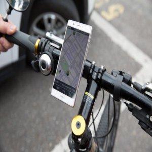 자전거용 휴대폰 거치대