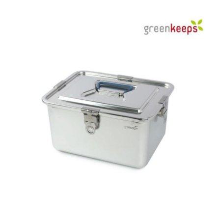 냉장고용 김치통 올스텐 6.8리터