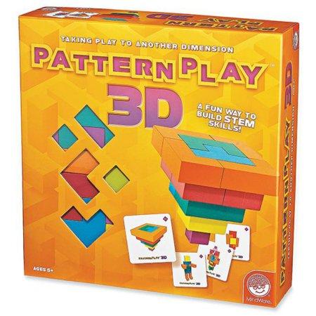 마인드웨어 수학교구 패턴플레이3D