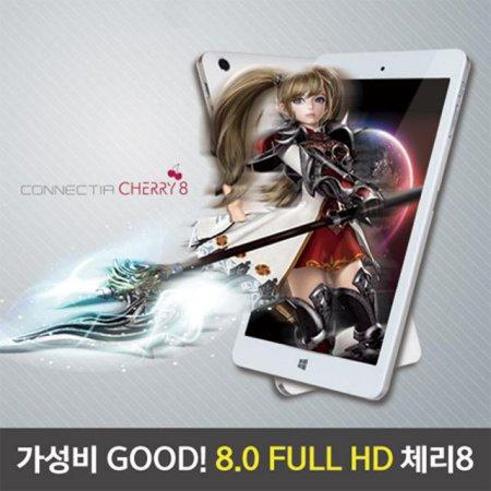 코넥티아 CHERRY8(64GB) 블랙 / 화이트