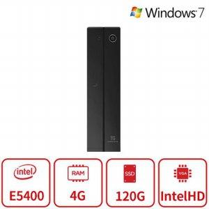 드림시스 데스크탑 P22시리즈 (E5400/4G/SSD120G/인텔HD그래픽/DVD/Win7) 리퍼