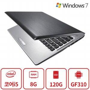 컴팩트 노트북 Q33시리즈 (코어i5/8G/SSD120G/GF310/DVD멀티/13인치/Win7) 리퍼
