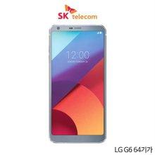 [SKT 공기계][상품권+택1 사은품]LG G6 64기가[LGM-G600S]