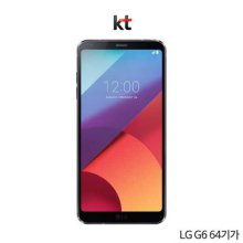 [KT 무약정/공기계]LG G6 64기가[블랙][LGM-G600K]