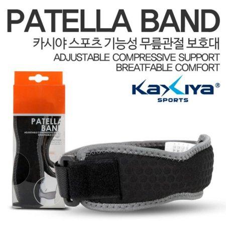 [KAXIYA] 스포츠 기능성 무릎 관절 보호대 _무릎관절보호대_L