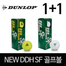 ★일본산 정품★ 1+1 NEW DDH SF JAPAN (옐로우/화이트) 골프볼 (2다즌/24알)