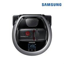 파워봇 로봇청소기 VR20M7050WS [사틴 티타늄 / 싸이클론 포스 / 슬림디자인 / 엉킴제거 브러시]