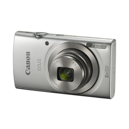 IXUS-185 컴팩트카메라[실버][8GB메모리+파우치 증정]