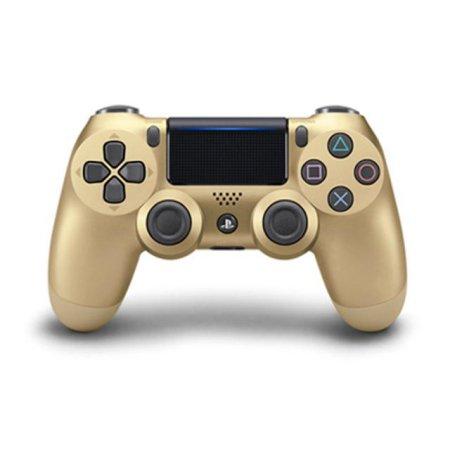 PS4 듀얼쇼크4 무선컨트롤러 [골드]