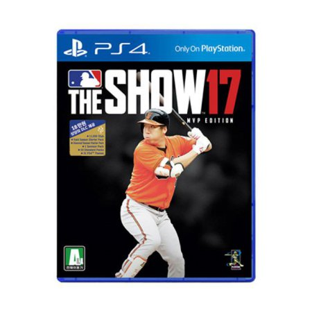 PS4 MLB THE SHOW 17