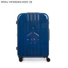 VAFS9024GN 그린 24인치 수화물용 캐리어 여행가방