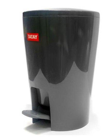 디아블로 페달 5L 휴지통(그레이)