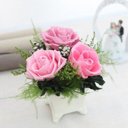 [프리저브드플라워] 핑크 스위트
