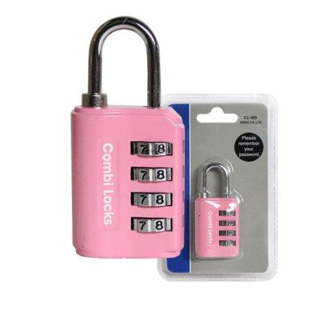 4500 비밀번호 자물쇠(핑크)