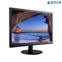 [포토상품평 이벤트] Full HD 지원 광시야각 모니터 AOC 2060 (49.6cm)