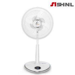 리모콘 선풍기 SIF-14BKRH 토네이도 트윈팬 [35cm / 수면풍 / 이중날개]