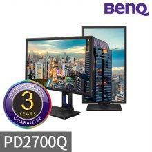 [비밀쿠폰1%+카드청구할인 중복사용가능]PD2700Q 디자이너용 고해상도 아이케어 모니터 / 68.5cm(27형)
