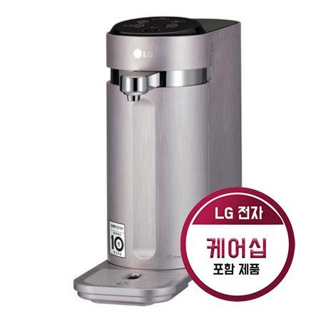 [36개월케어십포함/무이자할부] 퓨리케어 슬림 스윙 냉정수기 WD302AP(핑크)
